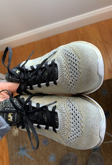 Athletic Propulsion Labs black gold silver Athletic Image 10