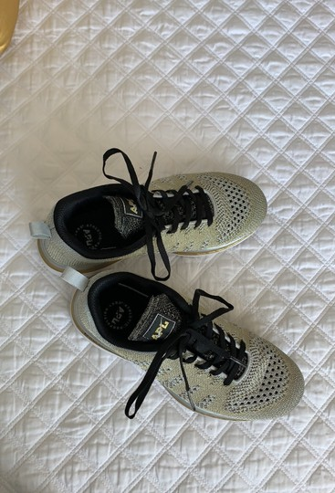 Athletic Propulsion Labs black gold silver Athletic Image 2