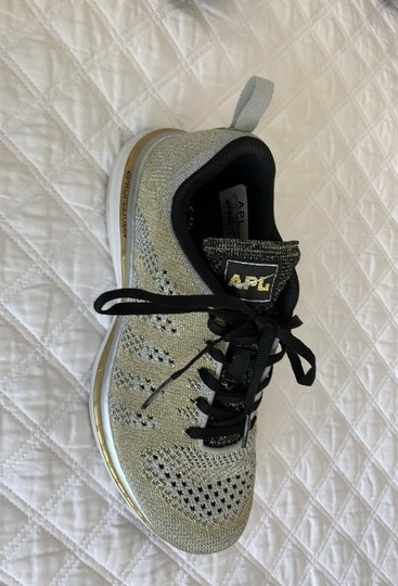 Athletic Propulsion Labs black gold silver Athletic Image 3