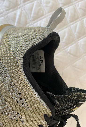 Athletic Propulsion Labs black gold silver Athletic Image 6