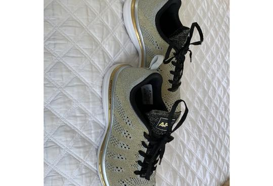Athletic Propulsion Labs black gold silver Athletic Image 8