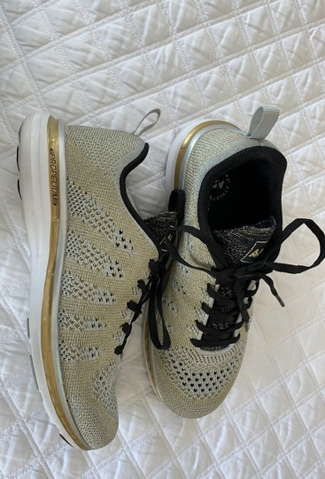 Athletic Propulsion Labs black gold silver Athletic Image 9