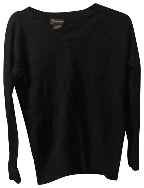 Preload https://img-static.tradesy.com/item/26214721/cashmere-black-sweater-0-1-650-650.jpg