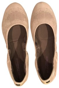Cole Haan Taupe/Ivory Flats