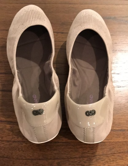 Cole Haan Taupe/Ivory Flats Image 1