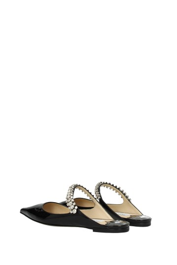 Jimmy Choo Black Sandals Image 3