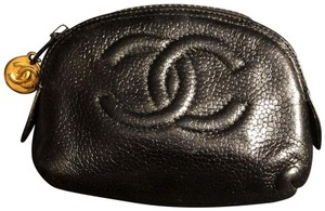 Chanel Small Chanel Pouch, Coin Purse.