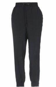 Frank Lyman Casual Pull-on Relaxed Pants Black