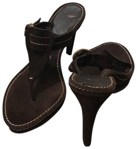 Bally coffee Brown Sandals