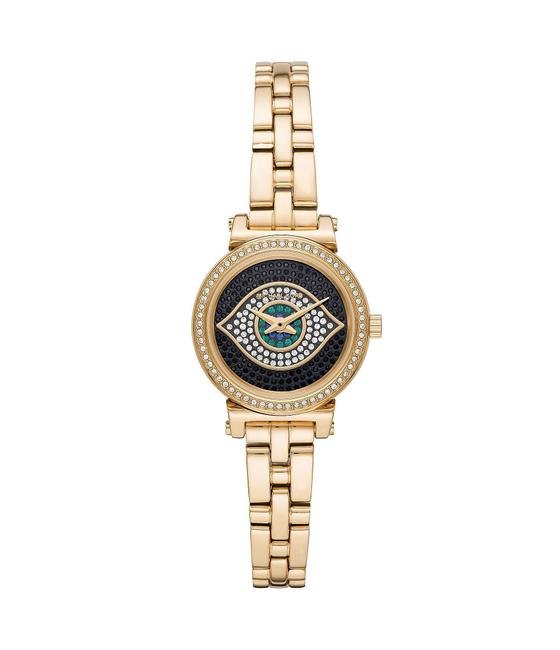 Item - Gold Sofie Two-hand Gold-tone Stainless Steel Mk4447 Watch