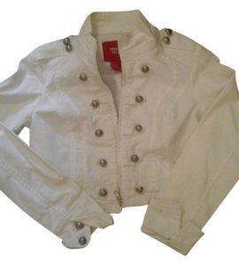 Miss Lilly White Jacket
