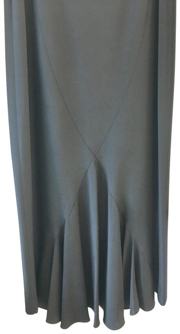 Item - Black Long with Tail Skirt Size 10 (M, 31)