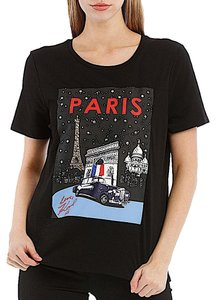 Karl Lagerfeld T Shirt black with tag