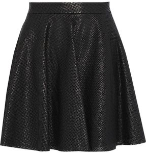 Alice + Olivia Mini Skirt black with tag