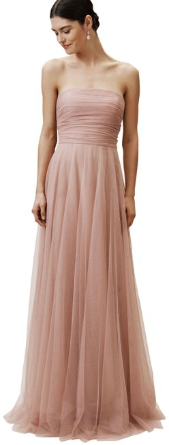 Item - Whipped Apricot Ryder Long Formal Dress Size 2 (XS)
