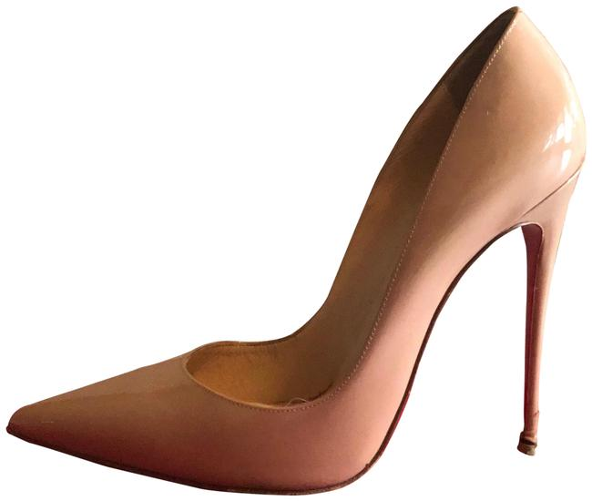 Item - Nude Patent Leather So Kate Pumps Size US 10 Regular (M, B)