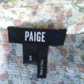 Paige Sheer Floral Button Down / Small Blouse Size 6 (S) Paige Sheer Floral Button Down / Small Blouse Size 6 (S) Image 8