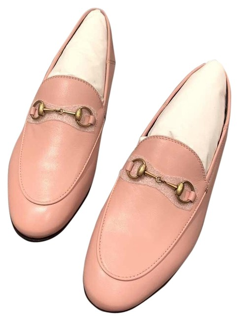 Item - Light Pink 10mm Brixton Leather Loafer Flats Size EU 39 (Approx. US 9) Narrow (Aa, N)