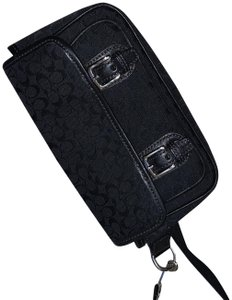 Coach Bumbag Fanny Pack Leather Cross Body Bag
