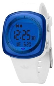 adidas Adidas Unisex Sports Watch ADH6024 White Digital