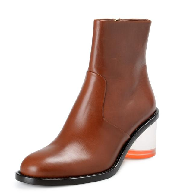Item - Brown Shoes-4420 Boots/Booties Size US 9.5 Regular (M, B)