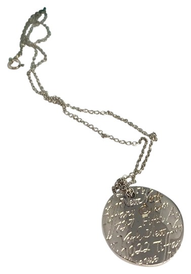 Preload https://img-static.tradesy.com/item/26224844/tiffany-and-co-co-sterling-silver-necklace-0-1-540-540.jpg