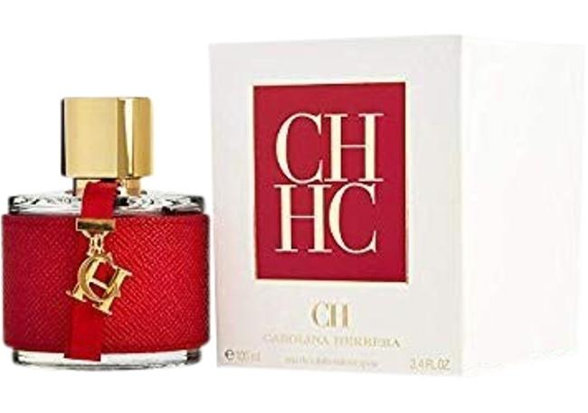 Carolina Herrera Ch 3.4 Oz / 100 Ml Edt Spray For Woman Fragrance Carolina Herrera Ch 3.4 Oz / 100 Ml Edt Spray For Woman Fragrance Image 1