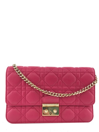 Preload https://img-static.tradesy.com/item/26226403/dior-wallet-on-chain-pink-leather-cross-body-bag-0-0-540-540.jpg