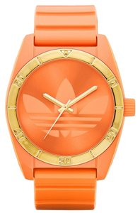 Adidas Adidas Unisex Dress Watch ADH2803 Orange Analog