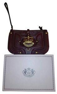 Juicy Couture Wristlet in Burgundy