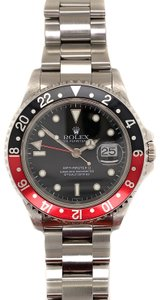"Rolex Pre-Owned Rolex GMT-Master II ""Coke"" 16710"