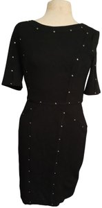 ivy + blu Chic Casual Night Out Stretchy Winter Dress