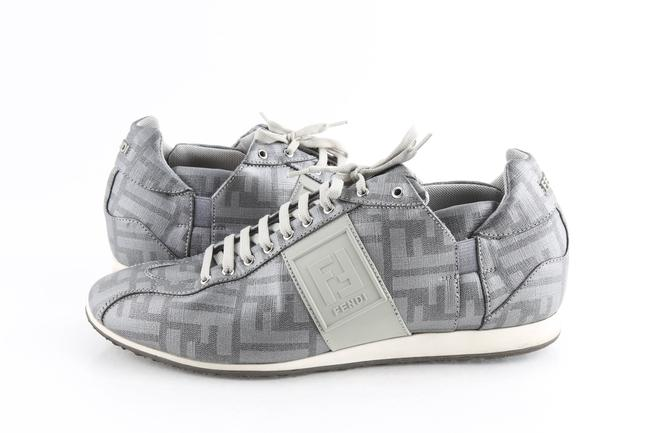 Item - Silver Softy Zucca Sneakers Shoes