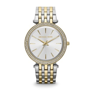 Michael Kors Michael Kors Two-Tone Gold Darci Watch MK3215