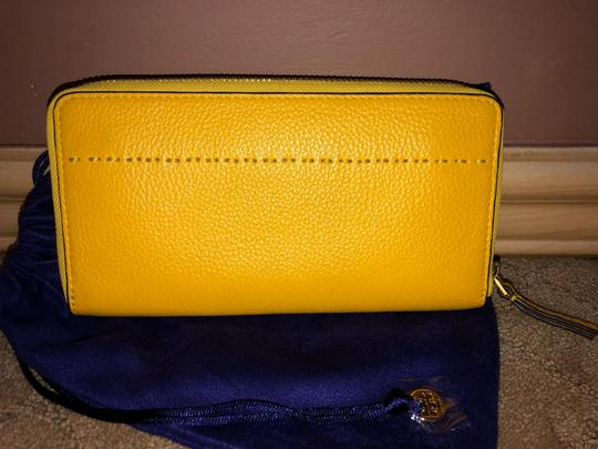 Tory Burch TORY BURCH MCGRAW ZIP CONTINENTAL WALLET Image 2