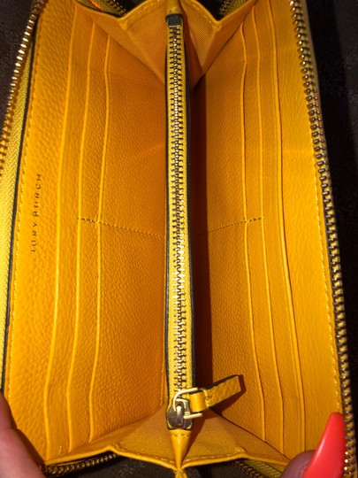 Tory Burch TORY BURCH MCGRAW ZIP CONTINENTAL WALLET Image 3