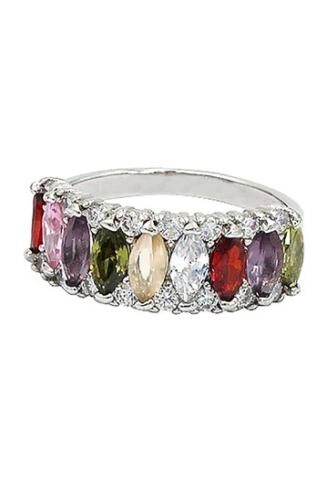 Preload https://img-static.tradesy.com/item/26229434/colorful-sparkling-candy-crystal-ring-0-0-540-540.jpg