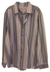 Tommy Bahama Button Down Shirt multi-color