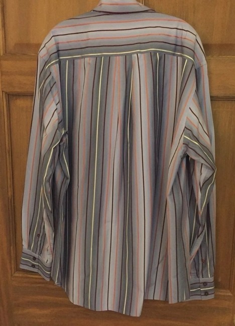 Tommy Bahama Button Down Shirt multi-color Image 3