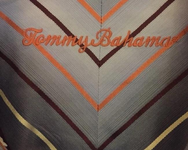Tommy Bahama Button Down Shirt multi-color Image 4