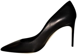 Brian Atwood Atwood Leather Black Pumps