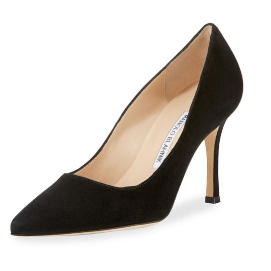 Preload https://img-static.tradesy.com/item/26230085/manolo-blahnik-black-pumps-size-eu-375-approx-us-75-regular-m-b-0-1-540-540.jpg