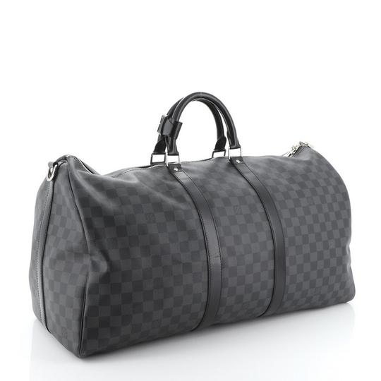 Louis Vuitton gray Travel Bag Image 1
