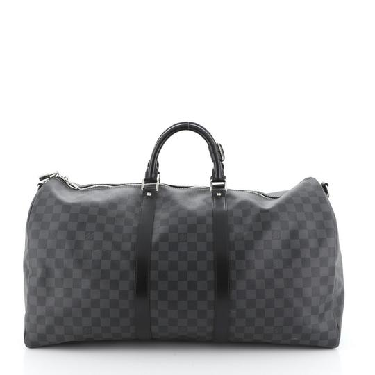 Louis Vuitton gray Travel Bag Image 2