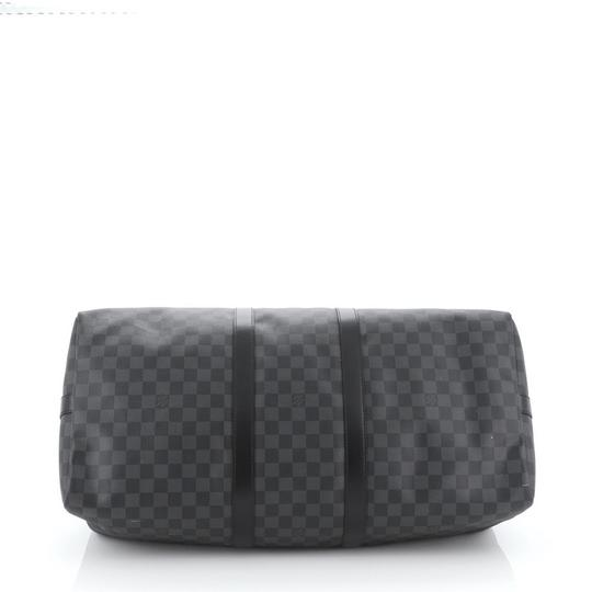 Louis Vuitton gray Travel Bag Image 3