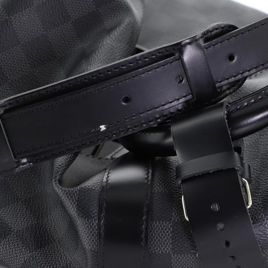 Louis Vuitton gray Travel Bag Image 5