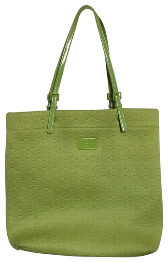 MICHAEL Michael Kors Tote in Lime Green Image 0