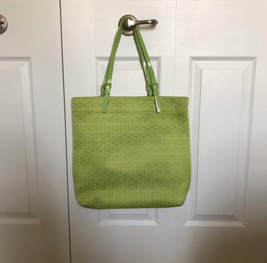 MICHAEL Michael Kors Tote in Lime Green Image 1