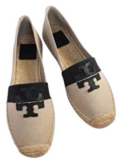 Preload https://img-static.tradesy.com/item/26230127/tory-burch-weston-espadrille-canvas-leather-flats-size-us-55-regular-m-b-0-1-540-540.jpg