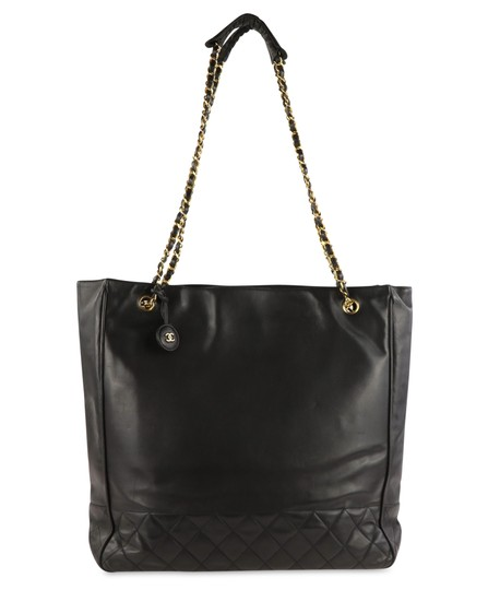 Preload https://img-static.tradesy.com/item/26230176/chanel-shopping-large-black-lambskin-leather-tote-0-2-540-540.jpg